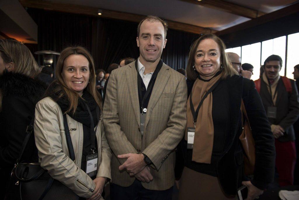 [:es]Andrea Cifuentes, Óscar Viel y María José Cohen[:]