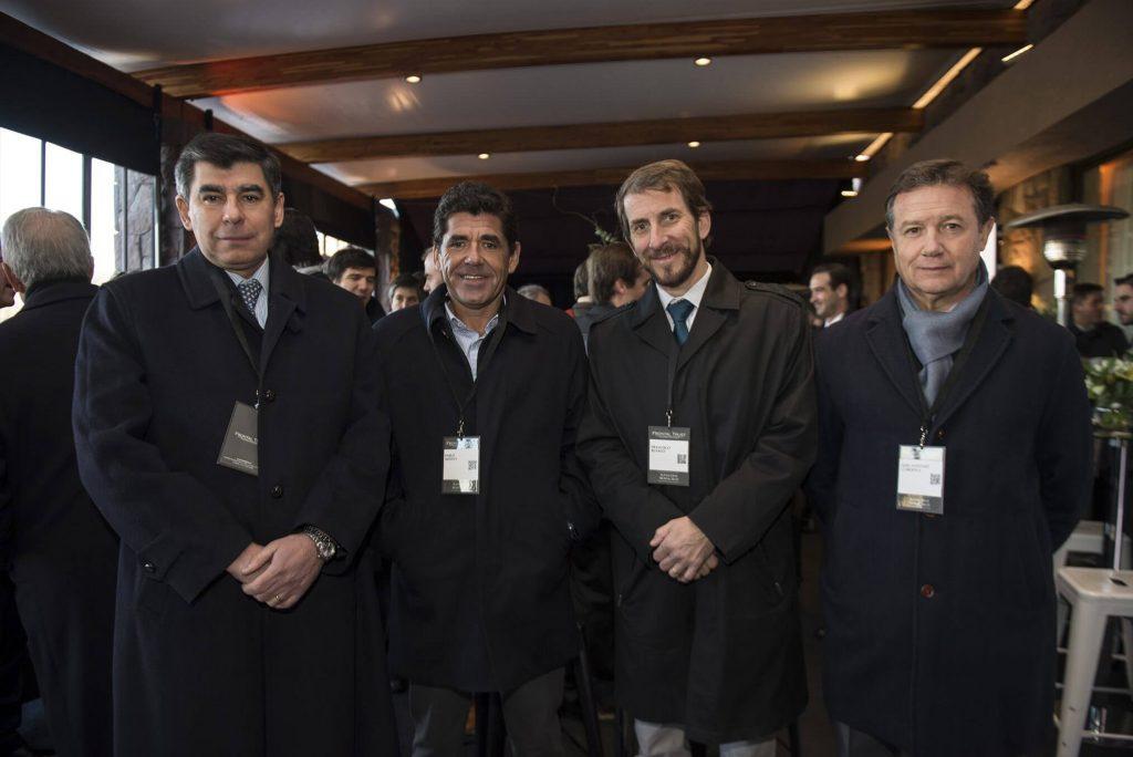 [:es]Andrés Medina, Pablo Medina, Francisco Blanco y José Antonio Córdova[:]