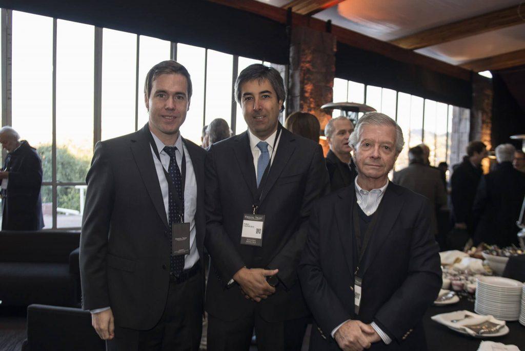 [:es]Clemente Ochagavía, Pablo Valenzuela y Fernando Lazo[:]