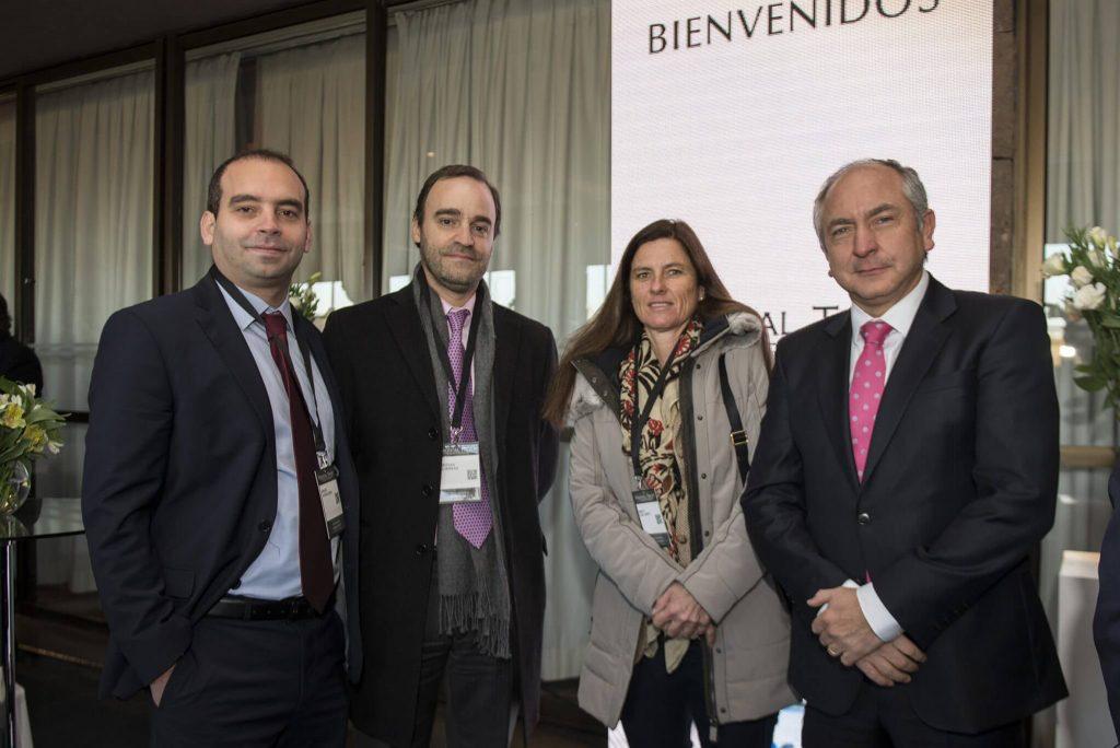 [:es]Emilio Fuenzalida, Cristian Muirhead, Birgit Von Appen y Rodrigo Valdivieso[:]