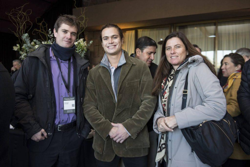 [:es]Nicolás Cáceres, Tomás León y Birgit Von Appen[:]